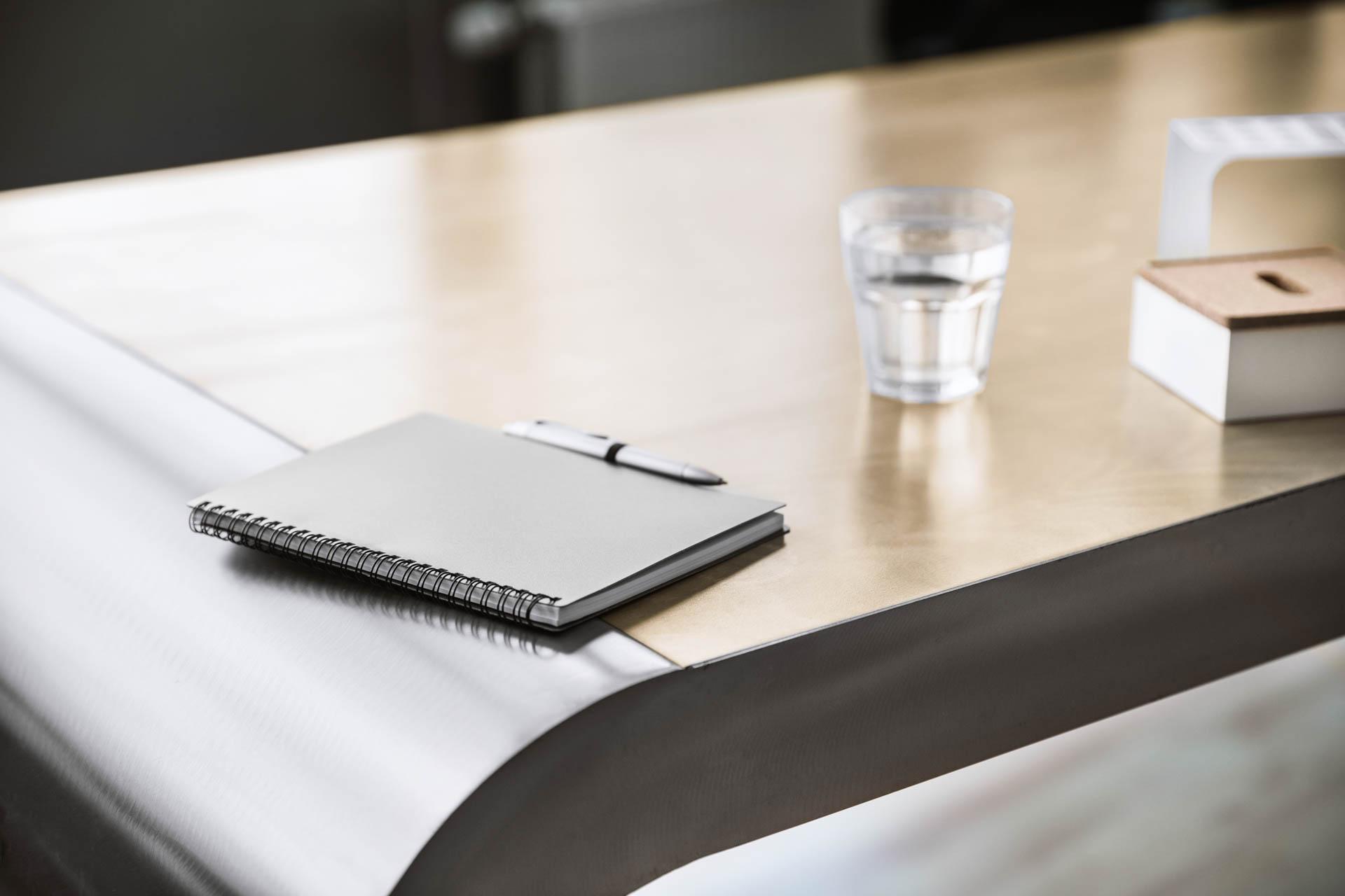 Notizbuch Büromaterial